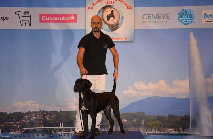 Ο σκύλος μας Cane Corso: Forza Di Razza Gothan